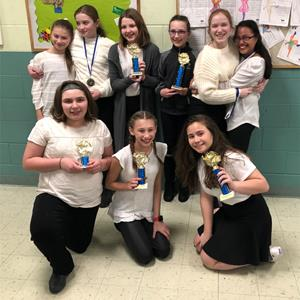 SCS Forensics Team Wins Big Again