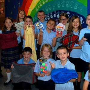 3rd Grade Honors St. Francis of Assisi