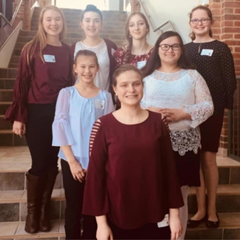 SCS Forensics Team Shines at Harrisburg