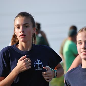 SCS Cross Country Competes
