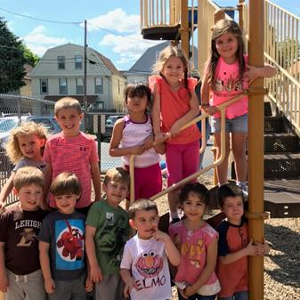 Saint Columba All Day Pre-School Needs You