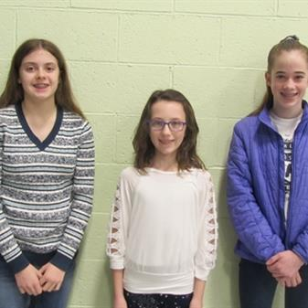 Elks Essay Winners